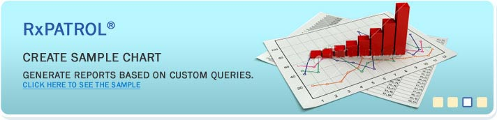 CREATE SAMPLE CHART - Generate reports based on custom queries.
